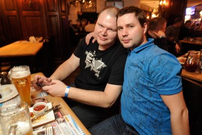 ВИА «Волга-Волга», 15 февраля 2013 - Ресторан «Максимилианс» Екатеринбург - 16