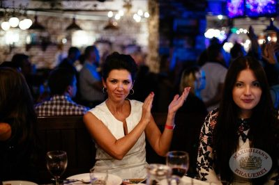 Владимир Кузьмин, 5 сентября 2013 - Ресторан «Максимилианс» Екатеринбург - 28