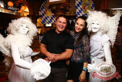«Дыхание ночи»: White party, 12 июня 2015 - Ресторан «Максимилианс» Екатеринбург - 06