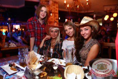 «Дыхание ночи»: Дикий, дикий Запад, 8 августа 2015 - Ресторан «Максимилианс» Екатеринбург - 06