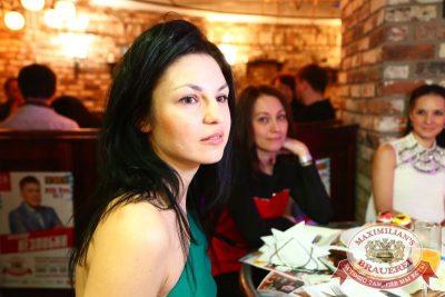 Международный женский день, день второй, 8 марта 2015 - Ресторан «Максимилианс» Екатеринбург - 21