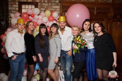 Международный женский день, 7 марта 2019 - Ресторан «Максимилианс» Екатеринбург - 0022