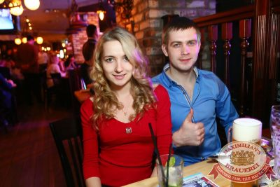 Юлианна Караулова, 23 марта 2016 - Ресторан «Максимилианс» Екатеринбург - 21