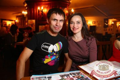Юлия Савичева, 22 октября 2015 - Ресторан «Максимилианс» Екатеринбург - 27
