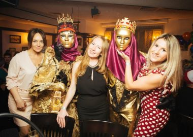 «Дыхание ночи»: венецианский карнавал «Carnival party», 22июня2018