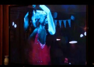 Проект «Давайте потанцуем» в«Максимилианс»: начало