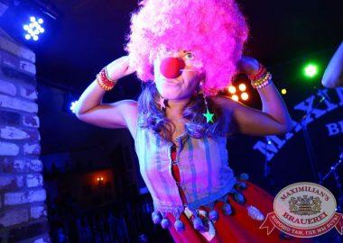 «Дыхание ночи»: Circus Show, 10июля2015
