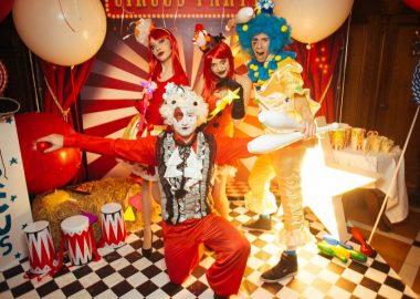 ВИА «Волга-Волга» ивечеринка «The circus», 9ноября2018