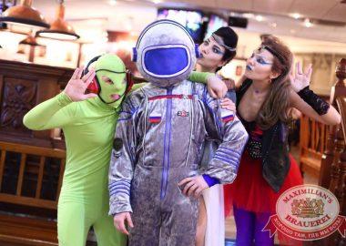 Удачная посадка! День космонавтики, 11апреля2015