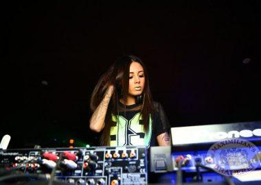 Дыхание ночи»: DJDiana Melison (Санкт-Петербург), 8февраля2014