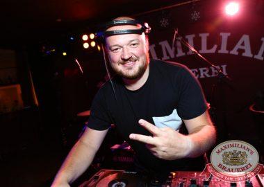 «Дыхание ночи»: DJLil'M (Москва), 12сентября2014