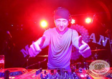 «Дыхание ночи»: DJNejtrino (Москва), 14февраля2015