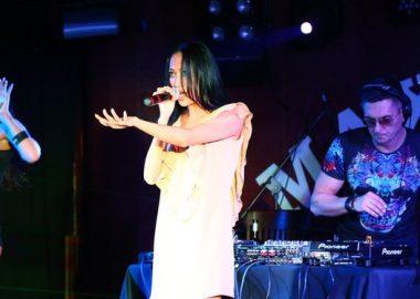 «Дыхание ночи»: DJNil & Mischa наРепетиции Международного Женского дня, 7марта2014