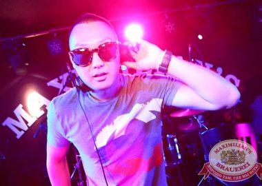 «Дыхание ночи»: DJPasha Lee(Москва), 20июня2014