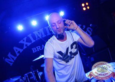 «Дыхание ночи»: DJVini (Москва), 10апреля2015