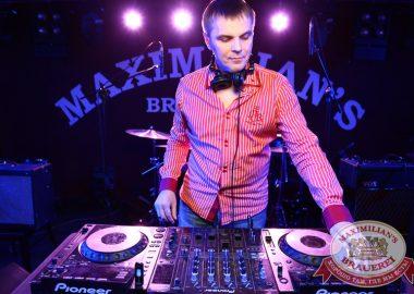 «Дыхание ночи»: DJVint (Екатеринбург), 19сентября2014