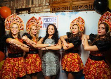 Вечеринка «Русского Радио» «Для своих», 12октября2018