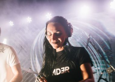 «Дыхание ночи»: DJNatasha Baccardi (Москва), 17ноября2017