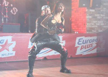 Конкурс «Давайте потанцуем»: тур первый, 1сентября2016