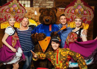 «Дыхание ночи»: русская вечеринка «Matreshka Party», 13октября2018
