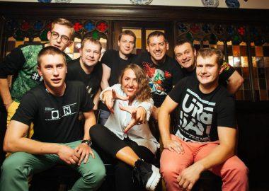 Конкурс Maximilian's band. Первый отборочный тур, 23августа2018