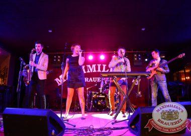 Третий конкурсный день проекта «Maximilian's band», 8октября2014