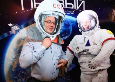 Новый год 2017: Первый вкосмосе!, 1января2017