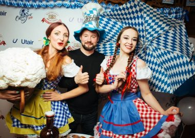 «Октоберфест-2018»: открытие. Выбор пивной столицы, 21сентября2018