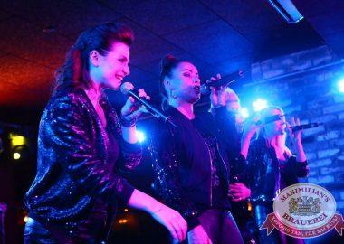 Вечеринка «Русского радио»: группа «Отпетые мошенники» изолотой состав группы «Стрелки», 12октября2016