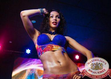 «Дыхание ночи»: бразильская вечеринка «Viva laBrasilia»
