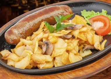 Thuringian sausage
