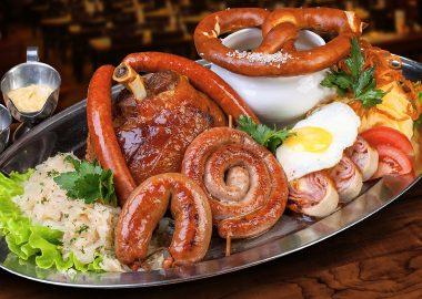 Bavarian Platter