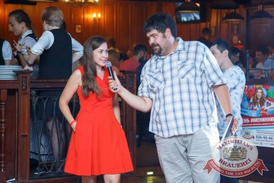 Вечеринка Ретро FM: Маргарита Суханкина, 11 августа 2016 - Ресторан «Максимилианс» Казань - 08