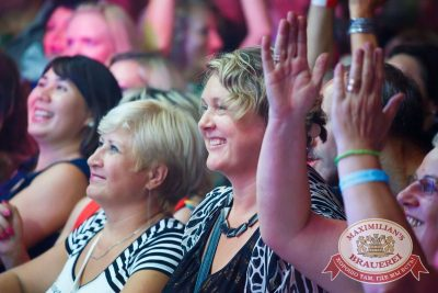 Вечеринка Ретро FM: Маргарита Суханкина, 11 августа 2016 - Ресторан «Максимилианс» Казань - 13