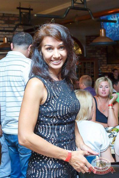 Вечеринка Ретро FM: Маргарита Суханкина, 11 августа 2016 - Ресторан «Максимилианс» Казань - 22