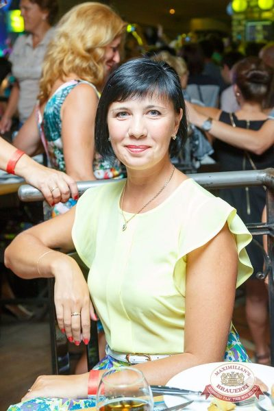 Вечеринка Ретро FM: Маргарита Суханкина, 11 августа 2016 - Ресторан «Максимилианс» Казань - 25