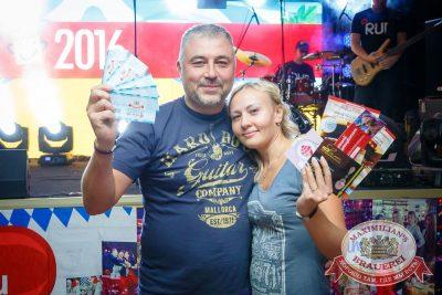 «Октоберфест-2016»: выбор Короля и Королевы (первый тур), 17 сентября 2016 - Ресторан «Максимилианс» Казань - 01