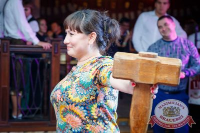 «Октоберфест-2016»: выбор Короля и Королевы (первый тур), 17 сентября 2016 - Ресторан «Максимилианс» Казань - 17