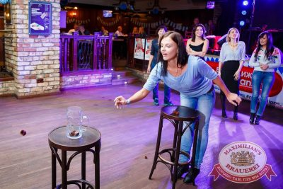 «Октоберфест-2016»: конкурс «Мисс Бавария», 22 сентября 2016 - Ресторан «Максимилианс» Казань - 08