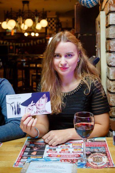 «Октоберфест-2016»: конкурс «Мисс Бавария», 22 сентября 2016 - Ресторан «Максимилианс» Казань - 22