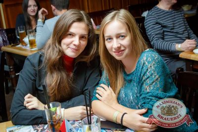 «Смысловые галлюцинации», 26 октября 2016 - Ресторан «Максимилианс» Казань - 20