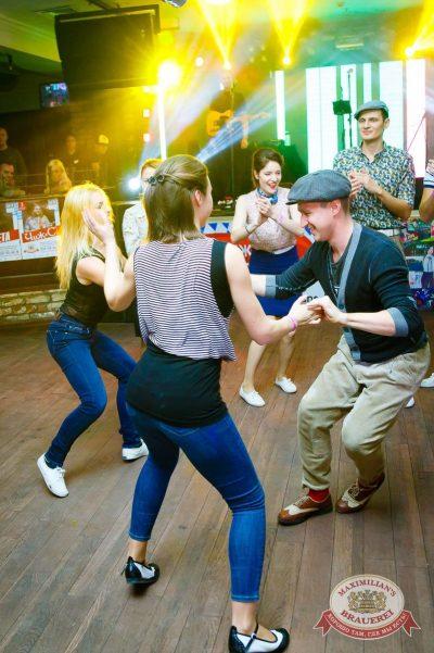 Стиляжная суббота: Танцы в стиле буги-вуги, 19 ноября 2016 - Ресторан «Максимилианс» Казань - 15