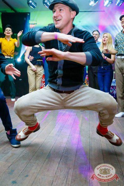 Стиляжная суббота: Танцы в стиле буги-вуги, 19 ноября 2016 - Ресторан «Максимилианс» Казань - 16