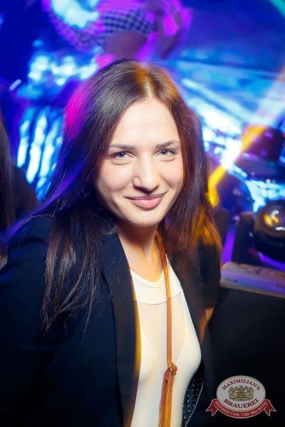 «Дыхание ночи»: Dj Kirillich (Москва), 25 ноября 2016 - Ресторан «Максимилианс» Казань - 36