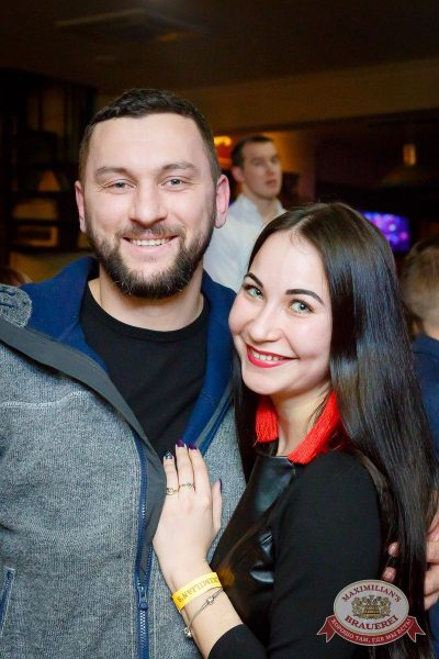 Руслан Белый, 9 февраля 2017 - Ресторан «Максимилианс» Казань - 35