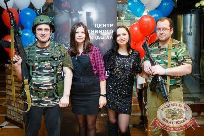 День защитника Отечества, 23 февраля 2017 - Ресторан «Максимилианс» Казань - 5