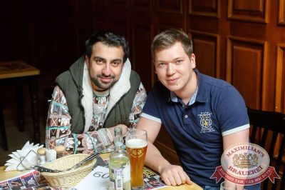 Макс Барских, 2 апреля 2017 - Ресторан «Максимилианс» Казань - 40