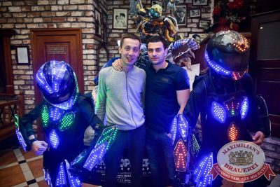«Дыхание ночи»: Вернись, Оптимус Прайм!, 23 июня 2017 - Ресторан «Максимилианс» Казань - 7