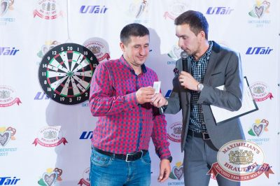 «Октоберфест-2017»: турнир по дартсу, 28 сентября 2017 - Ресторан «Максимилианс» Казань - 12