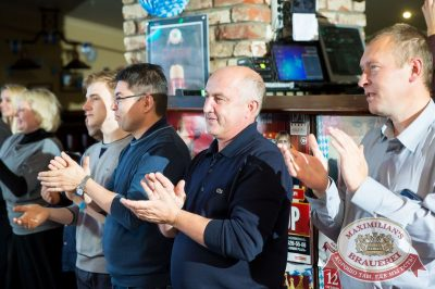 «Октоберфест-2017»: турнир по дартсу, 28 сентября 2017 - Ресторан «Максимилианс» Казань - 23